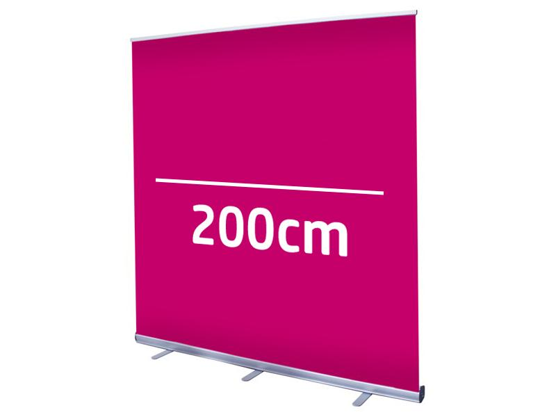 Roll-up 200cm